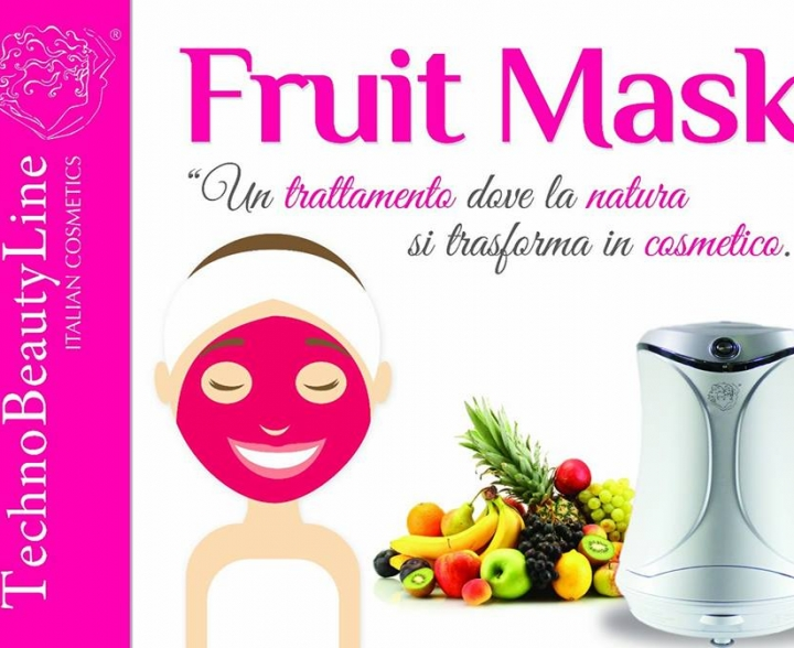 Fruit Mask - La maschera 100% vegetale